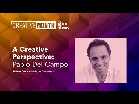 A Creative Perspective | Pablo Del Campo