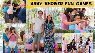 Funny Baby Shower Games Ideas