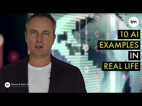 10 AI Examples In Real Life: How Artificial Intelligence Impacts Everyday Life