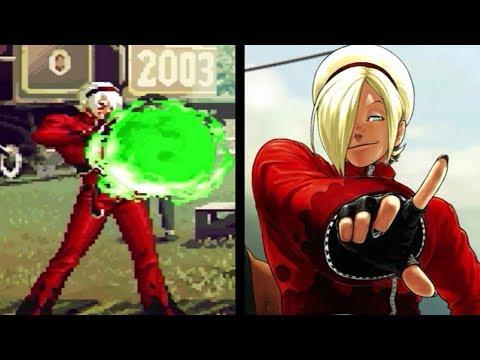 Ash Crimson: Evolution (2003-2011)