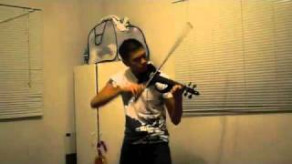 Onerepublic - Secrets Violin Cover (Undiscovered VIP)
