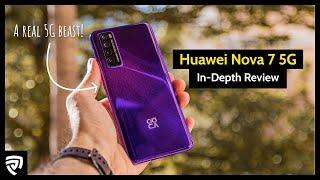 Huawei Nova 7 5G In-Depth Review | Camera & Gaming Test [5G Beast!]