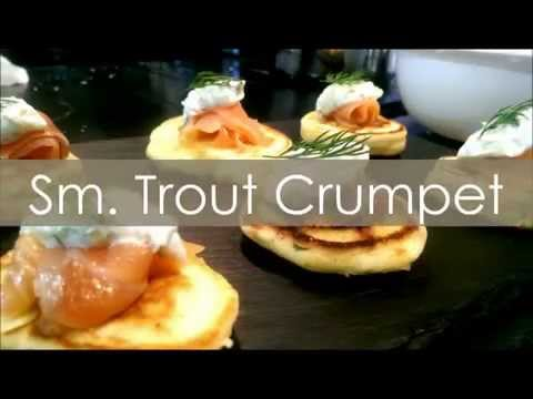Talking Turkey  - Fine Dining Private Chef Sunshine Coast - Canapé  menus