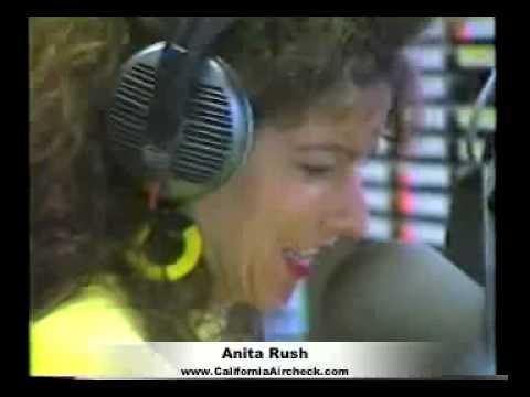 Anita Rush KKLQ Radio San Diego DJ