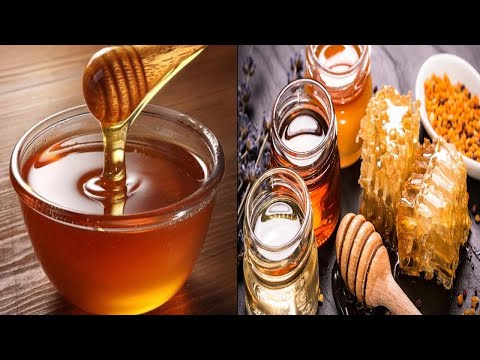 If You Eat 1 Spoon Of Raw Honey Every Morning This Will Happen To Your Body!