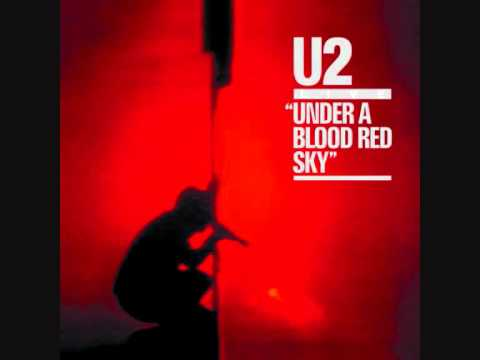 U2 Party Girl live