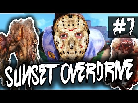 THIS. GAME. IS. AWESOME! - Sunset Overdrive