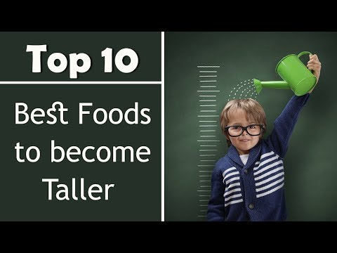 The Ten Best Foods for children