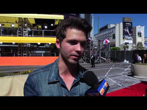 Stephen Lunsford   2012 MTV Video Music Awards