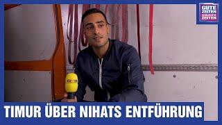 GZSZ Interview | Timur Ülker über Nihats Entführung