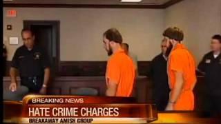 Noon: FBI arrests 7 in Amish beard cuttings