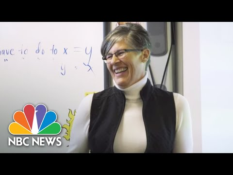Teaching In A Remote, Modern, One-Room Schoolhouse: 70 Miles From Nowhere   NBC News