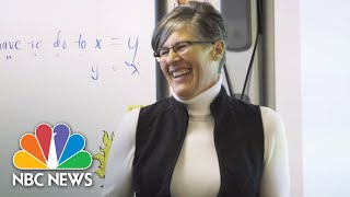 Teaching In A Remote, Modern, One-Room Schoolhouse: 70 Miles From Nowhere | NBC News