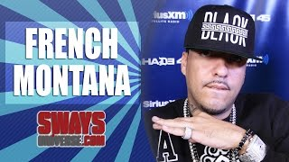 French Montana Freestyles Live on Sway in the Morning