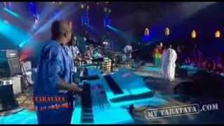 YOUSSOU NDOUR BLOWIN IN THE WIND