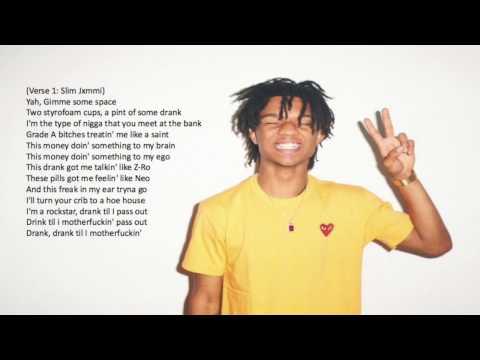 Mike Will Made-It - Perfect Pint ft. Kendrick Lamar, Gucci Mane & Rae Sremmurd (Lyrics)