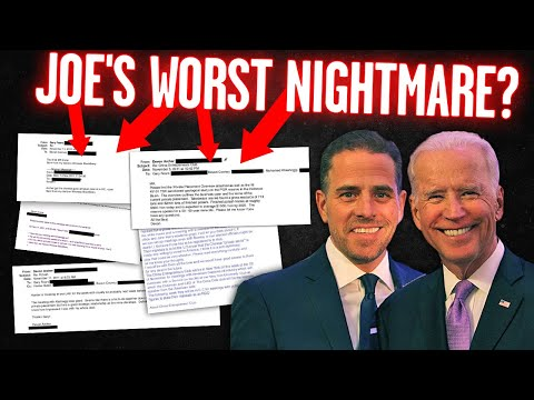 Hunter Biden's jailed former business partner flipped & leaked 26,000 emails