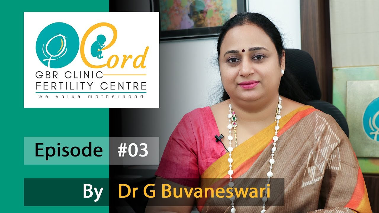 Pregnancy Blood Test | Importance of Blood Test | Dr G Buvaneswari-Chennai  | GBR Cord - EPI #03