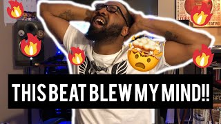 this beat BLEW my mind!!!! (making a boom bap hip hop beat)