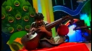 Chinna kannan azhaikkiran Veena instrumental, Shakthi Junior Super Star S3