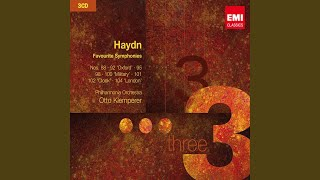 Symphony No. 102 in B Flat (1990 - Remaster) : III. Menuetto (Allegro) and Trio