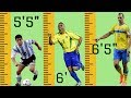 Best Footballer EVER At EVERY Height (5'1