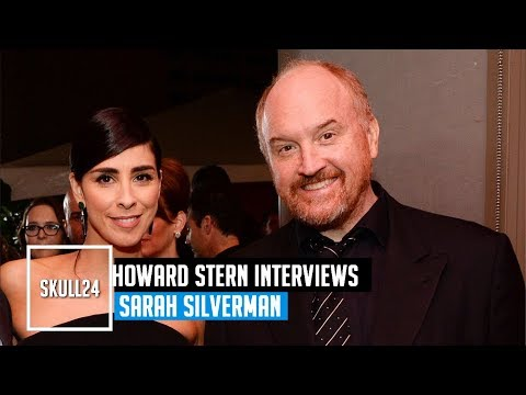 Howard Stern: Sarah Silverman Was Cool With Louis C.K. Masturbating in Front of Her