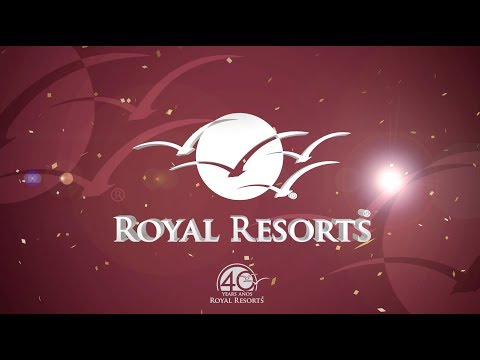 Royal Resorts 40th Anniversary