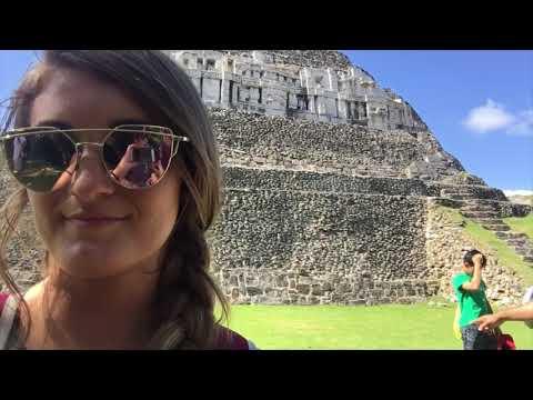 Climbing the Mayan
