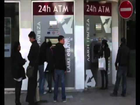 What brought Cyprus' banking system crashing down?
