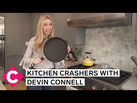 Tour the kitchen of Devin Connell, owner of Delica Kitchen | Kitchen Crashers