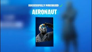 Claim the *NEW* AERONAUT SKIN in Fortnite! (Fortnite Season X) !