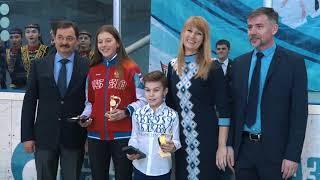 II Всероссийская зимняя Спартакиада спортивных школ 2018