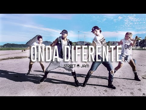 Anitta with Ludmilla and Snoop Dogg feat Papatinho - Onda diferente  STREET JAM