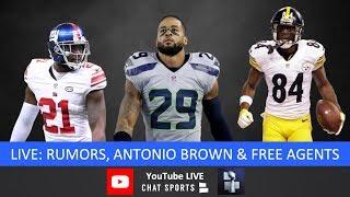 NFL Daily: Latest News & Free Agency Buzz With Tom Downey & Mitchell Renz
