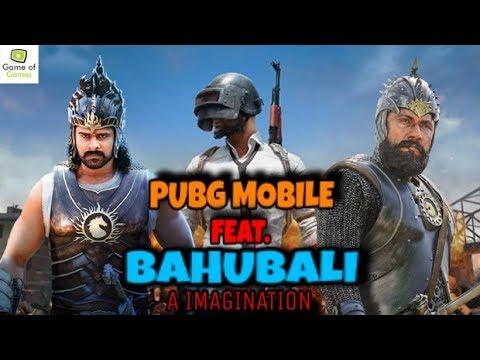PUBG Mobile Ft. Bahubali || What Happen When Bahubali As A PUBG Player