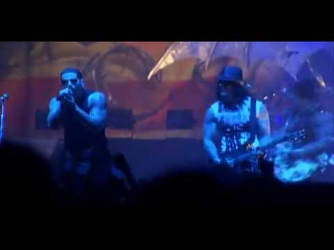 Avenged Sevenfold - Trashed And Scattered (Live) (HD)