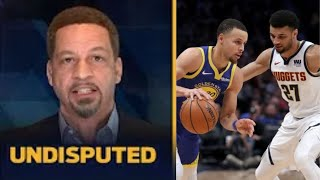 Chris Broussard CLAIMS that Jamal Murray Isn't The New Steph Curry despite leads Nuggets win Game 3
