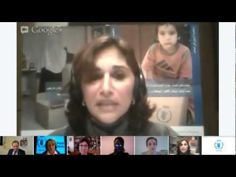 WFP Hangout From Syria (Full Length)