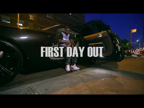 A1 - Tee Grizzley First Day Out Freestyle Dir  By @BenjiFilmz
