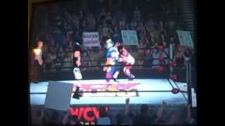 WWE 12 / WCW CAW - LIGHT HEAVY WEIGHT FATAL 4 WAY