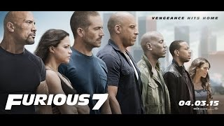 Furious 7 movie review | Vin Diesel,Paul Walker,Tony Jaa,Dwayne Johnson,Kurt Russell Jason Statham