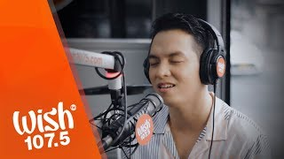"Sam Mangubat performs ""Clueless"" LIVE on Wish 107.5 Bus"