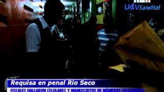 Requisa en Penal de Rio Seco - UCV Noticias Piura