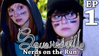 Squaresville - Ep. 1 Nerds On The Run (w/ Mary Kate Wiles, Kylie Sparks, & David Ryan Speer)