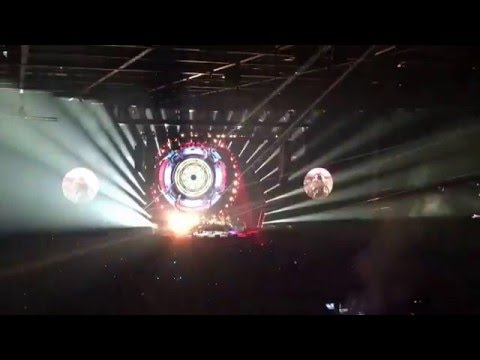 ELO Roll Over Beethoven Liverpool Echo Area 5th April 2016