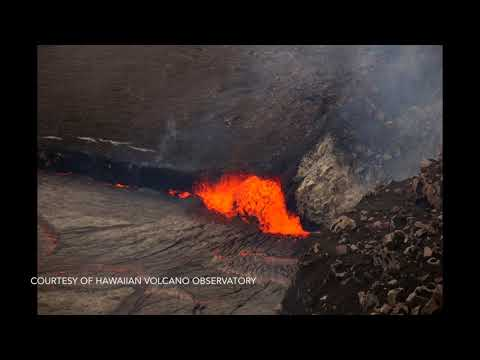 Lava Lake Slideshow