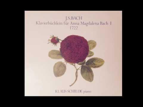 J.S. Bach Suite c-moll BWV 813 / Klaus Schilde