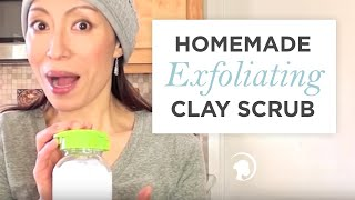 An Amazing Exfoliating Clay Scrub For Face And Body Thumbnail