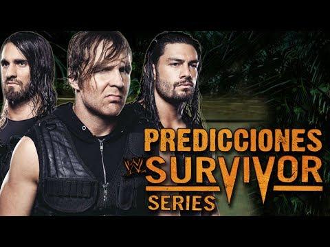 Predicciones WWE Survivor Series 2013 (Loquendo)